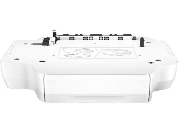 HP OfficeJet Pro 8700 Series 250-Sheet Input Tray (White), Center, Front