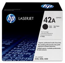 HP LaserJet Q5942A Black Print Cartridge