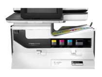 HP PageWide Enterprise Color Flow MFP 586z, PageWide Technology, automatic duplexing, detail toner i