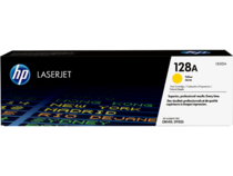 HP LaserJet 128A Yellow Print Cartridge