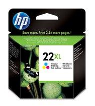 HP 22XL Tri-color Inkjet Print Cartridge