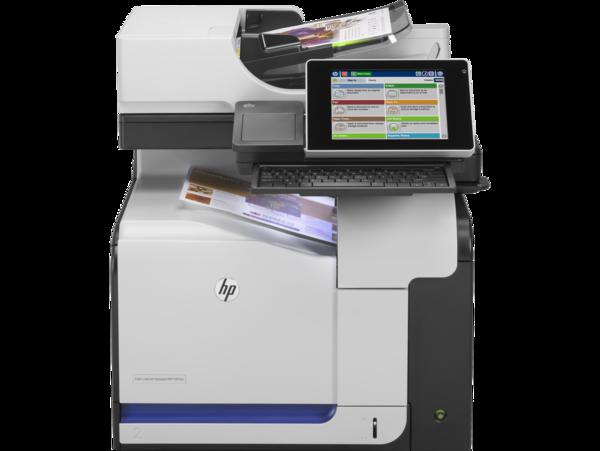 HP Color LaserJet Managed MFP M575m