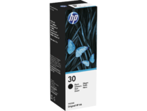 EMEA version - HP 30 Black Original Ink