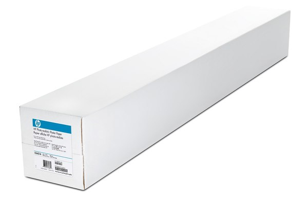 HP Photo-realistic Poster Paper-1524 mm x 61 m (60 in x 200 ft)