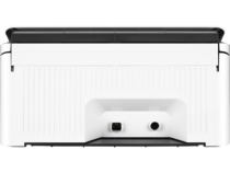 HP ScanJet Pro 2000 s1 sheet-feed Scanner, Back, closed