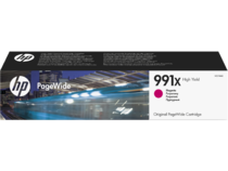 HP 991X Magenta High Yield Original PageWide Cartridge