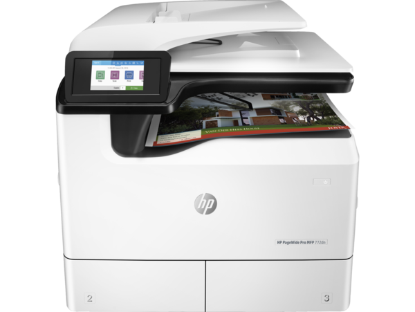 HP PageWide Pro 772dn MFP