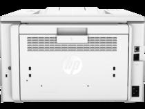 HP LasesrJet Pro M203dn, Back