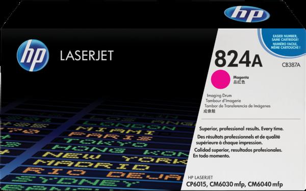 HP Color LaserJet CB387A Magenta Image Drum
