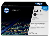 HP Color LaserJet C9720A Black Print Cartridge