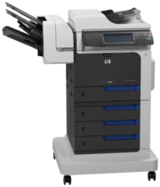 HP Color LaserJet Enterprise CM4540fskm MFP