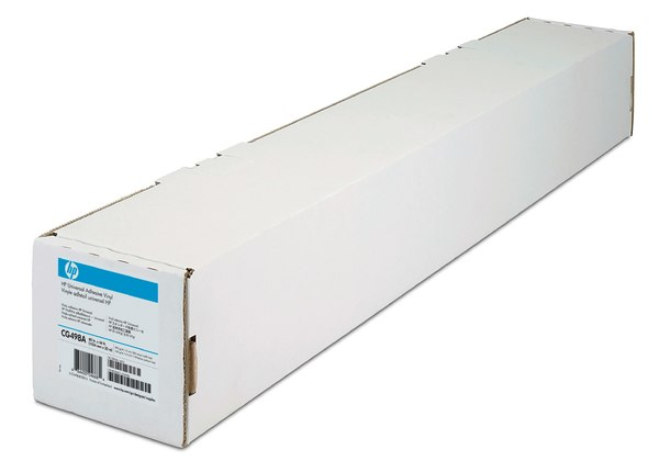 HP Universal Adhesive Vinyl-1524 mm x 20 m (60 in x 66 ft)