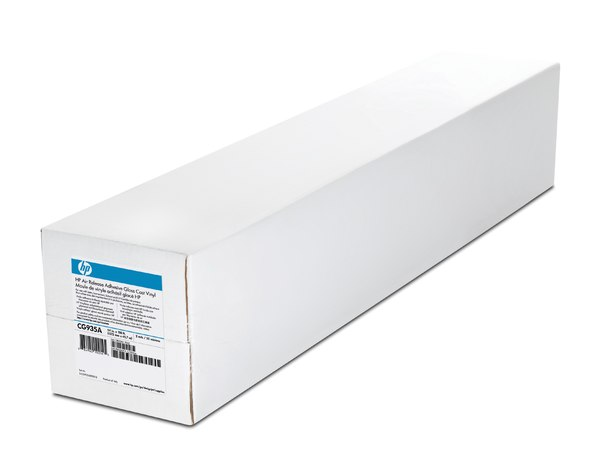 HP Air Release Adhesive Gloss Cast Vinyl-1372 mm x 45.7 m (54 in x 150 ft)