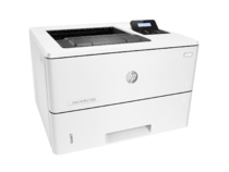 HP LaserJet Pro M501n, right view, no output