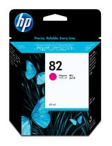 HP 82 69-ml Magenta Ink Cartridge