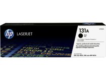 EMEA version - HP LaserJet 131A Black Print Cartridge