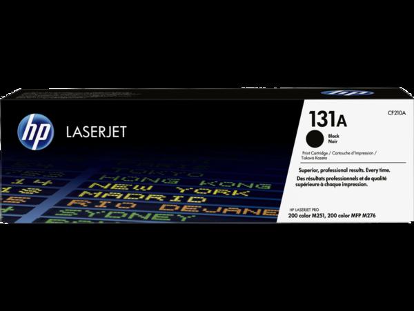 EMEA version - HP LaserJet 131A Black Print Cartridge