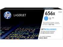 HP LaserJet Enterprise 656X Cyan Print Cartridge