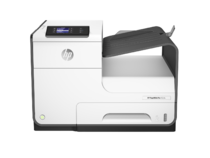 HP PageWide Pro 452dw Printer, Center, Front, no output