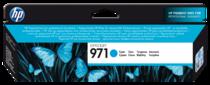HP 971 Cyan Officejet Ink Cartridge
