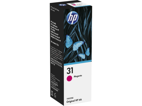 EMEA version - HP 31 Magenta Original Ink