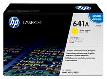 HP Color LaserJet C9722A Yellow Print Cartridge