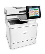 HP Color LaserJet Enterprise MFP M577dn, right view