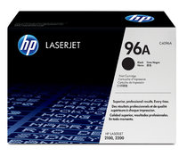 HP LaserJet C4096A Black Print Cartridge
