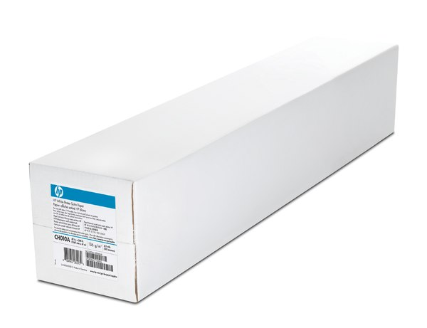HP White Satin Poster Paper-1067 mm x 61 m (42 in x 200 ft)