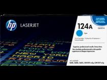 EMEA version - HP LaserJet 124A Cyan Print Cartridge