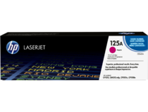 EMEA version - HP LaserJet 125A Magenta Print Cartridge