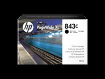 HP 843C 400ml Black PageWide Cartridge