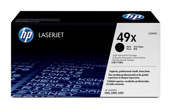 HP LaserJet Q5949X Black Print Cartridge