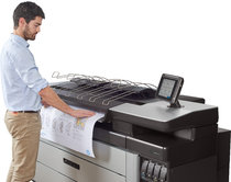 HP PageWide XL 5100 MFP_Scan_Model