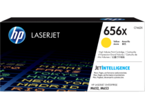 HP LaserJet Enterprise 656X Yellow Print Cartridge