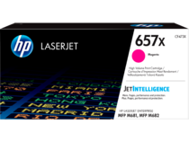 HP LaserJet Enterprise 657x Magenta Print Cartridge - EMEA
