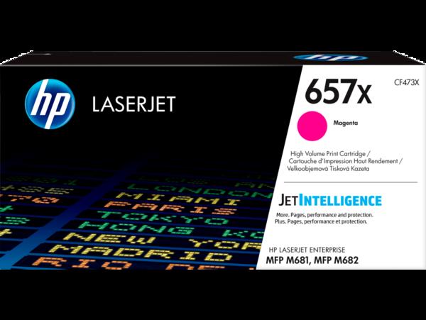 HP LaserJet Enterprise 657x Magenta Print Cartridge - EMEA