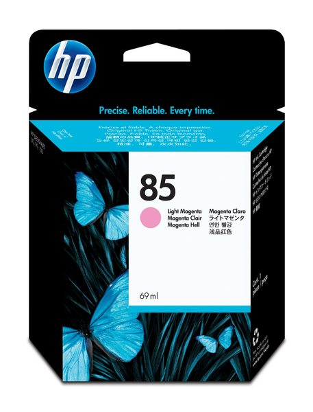 HP 85 69-ml Light Magenta Ink Cartridge