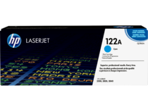EMEA version - HP LaserJet 122A Cyan Print Cartridge