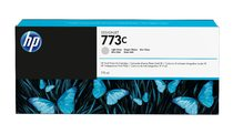 HP 773C 775-ml Light Gray Designjet Ink Cartridge
