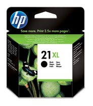 HP 21XL Black Inkjet Print Cartridge