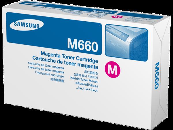 Samsung CLP-660 Laser Printing Supplies