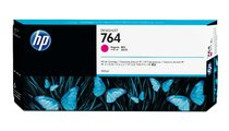 HP 764 300-ml Magenta Ink Cartridge
