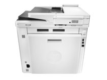 HP Color LaserJet Pro MFP M377dw, Back
