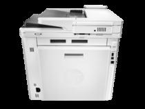 HP Color LaserJet Pro MFP M377dw, Back