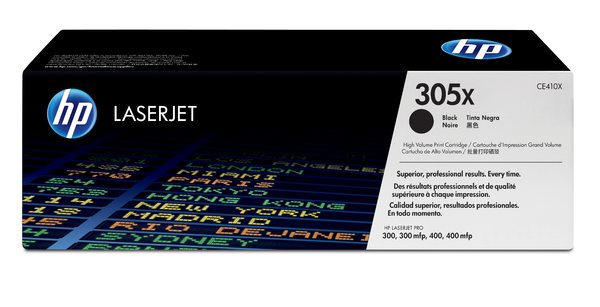 HP 305X Black LaserJet Print Cartridge