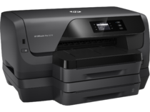 HP OfficeJet Pro 8216, Right facing, no output