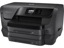 HP OfficeJet Pro 8216, Left facing, no output
