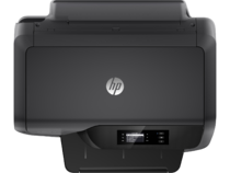 HP OfficeJet Pro 8216, Aerial/Top, no output