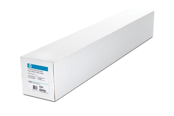 HP Photo-realistic Poster Paper-1372 mm x 61 m (54 in x 200 ft)